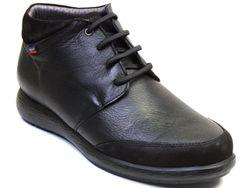 Ботинки Мужские Callaghan                                                                                                              чёрный цвет