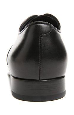 Туфли New Jersey Giorgio Armani                                                                                                              черный цвет