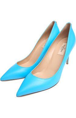 Туфли Plain Valentino                                                                                                              голубой цвет