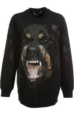 Пуловер Givenchy                                                                                                              чёрный цвет