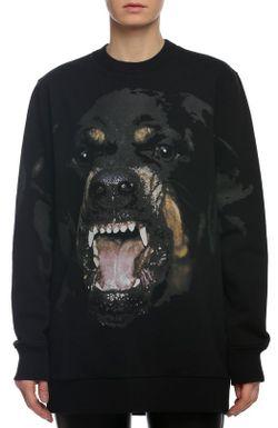 Пуловер Givenchy                                                                                                              черный цвет