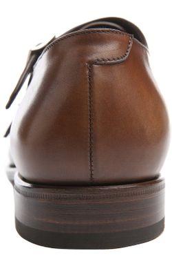 Туфли W.Gibbs                                                                                                              коричневый цвет
