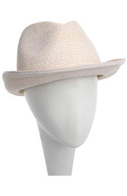 Шляпа Eugenia Kim                                                                                                              белый цвет