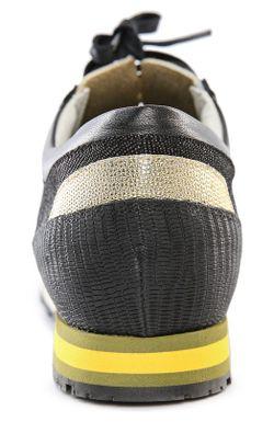 Кроссовки Lanvin                                                                                                              чёрный цвет