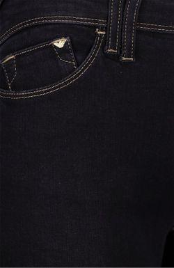 Джинсы ARMANI JEANS                                                                                                              чёрный цвет