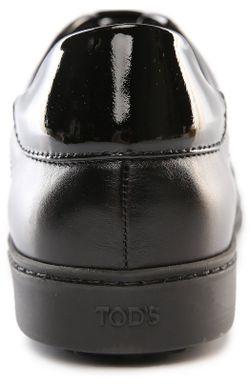 Кроссовки Cassetta Tod'S                                                                                                              черный цвет