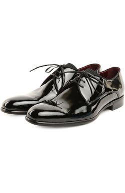 Туфли Dolcegabbana Dolce & Gabbana                                                                                                              чёрный цвет