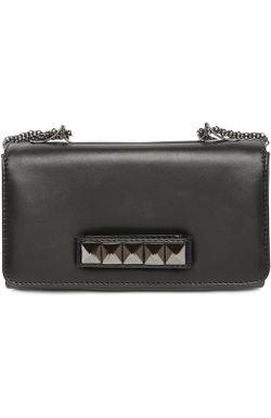 Сумка Rockstud Noir Valentino                                                                                                              черный цвет