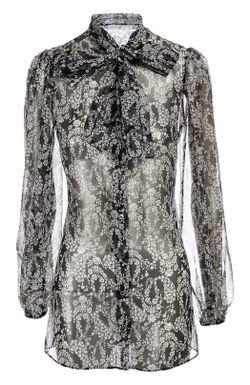 Блуза Dolcegabbana Dolce & Gabbana                                                                                                              белый цвет