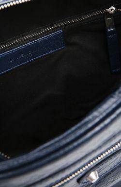 Сумка Balenciaga                                                                                                              синий цвет
