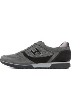 Кеды Hogan                                                                                                              серый цвет