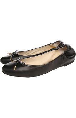 Балетки Melody Ballet Michael Michael Kors                                                                                                              чёрный цвет