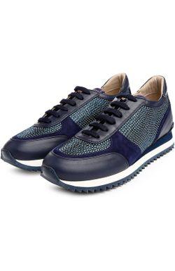 Кроссовки Le Silla                                                                                                              синий цвет