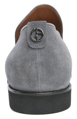 Ботинки Giorgio Armani                                                                                                              серый цвет