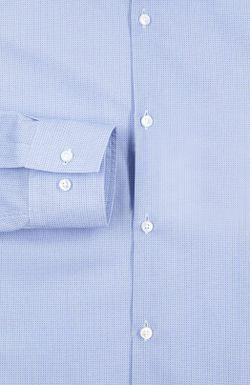 Сорочка BOSS                                                                                                              голубой цвет