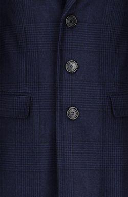 Пальто Burberry                                                                                                              синий цвет