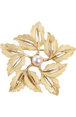 Брошь Dolce & Gabbana                                                                                                              золотой цвет