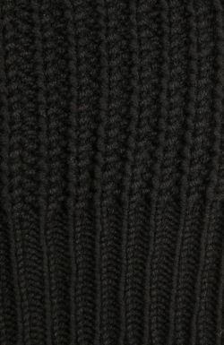 Шапка Rick Owens                                                                                                              чёрный цвет