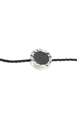 Браслет VANESSA TUGENDHAFT                                                                                                              чёрный цвет