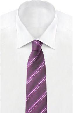Галстук Hugo Boss Black Label                                                                                                              фиолетовый цвет
