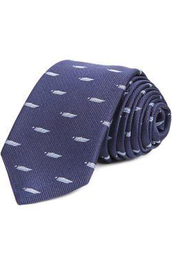 Галстук Eton                                                                                                              синий цвет
