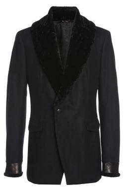 Пиджак Roberto Cavalli                                                                                                              черный цвет