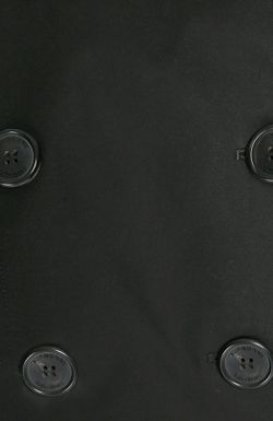 Плащ С Набором Поясов Burberry                                                                                                              черный цвет