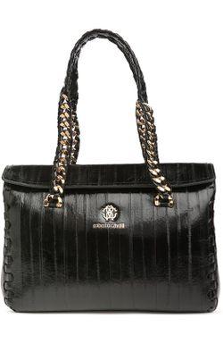 Сумка Roberto Cavalli                                                                                                              черный цвет