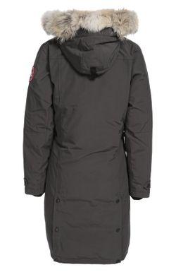 Пальто Canada Goose                                                                                                              серый цвет