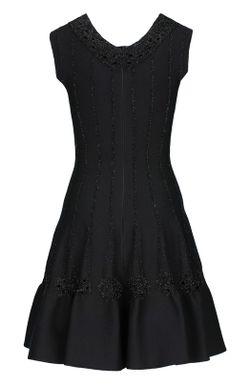 Платье Вечернее Alaia                                                                                                              чёрный цвет