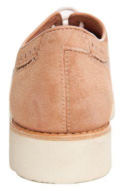 Ботинки Santoni                                                                                                              бежевый цвет