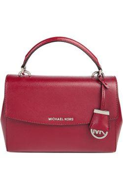 Сумка Ava Michael Michael Kors                                                                                                              красный цвет