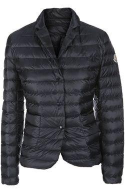 Куртка Moncler                                                                                                              синий цвет