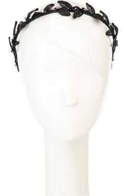 Ободок Colette Malouf                                                                                                              черный цвет