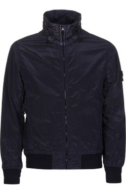 Куртка Stone Island                                                                                                              синий цвет