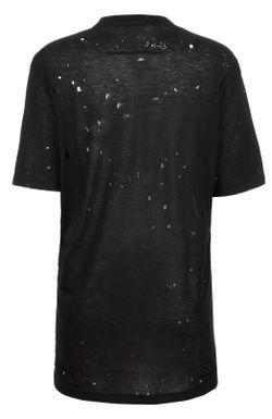 Футболка Джерси Givenchy                                                                                                              чёрный цвет