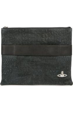 Папка Для Бумаг Vivienne Westwood                                                                                                              черный цвет