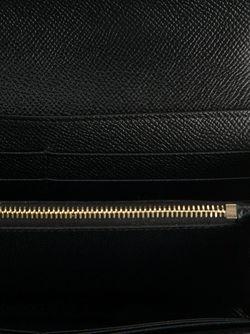 Сумка-Бумажник Через Плечо Von Dolce & Gabbana                                                                                                              чёрный цвет
