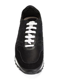 Кроссовки С Панельным Дизайном Markus Lupfer                                                                                                              черный цвет
