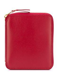 Кошелек Colour Plain Comme Des Garcons                                                                                                              красный цвет