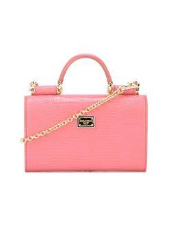 Сумочка Через Плечо Von Dolce & Gabbana                                                                                                              розовый цвет
