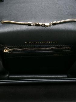 Клатч С Бантом Victoria Beckham                                                                                                              черный цвет