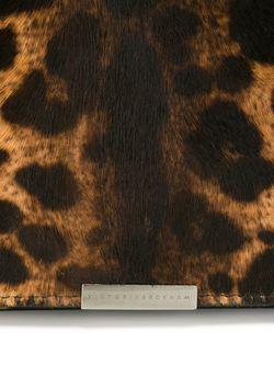 Сумка С Леопардовым Принтом Victoria Beckham                                                                                                              Nude & Neutrals цвет