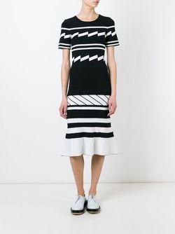 Платье Celeste Preen By Thornton Bregazzi                                                                                                              чёрный цвет