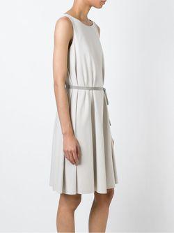 Легкое Платье Свободного Кроя Harris Wharf London                                                                                                              Nude & Neutrals цвет