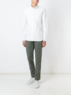 Классическая Рубашка Burberry Brit                                                                                                              белый цвет