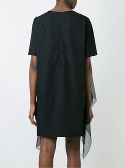 Декорированное Платье Rubicon Lutz Huelle                                                                                                              черный цвет
