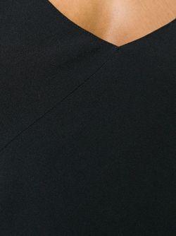 Топ T07 Courreges                                                                                                              чёрный цвет