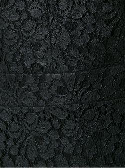 Платье Sistine С Высокой Горловиной Rebecca Vallance                                                                                                              чёрный цвет