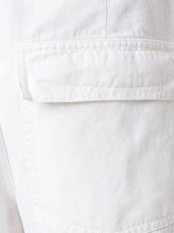 Широкие Брюки Nili Lotan                                                                                                              белый цвет